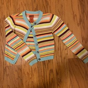 Missoni for Target Girls Cardigan